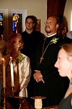 Groom's Parents, Fr Paul & Presbytera. After the weddings of two of his five kids in one summer, Fr Paul was asked if he was all