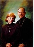 Fr Paul & Presbytera (