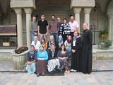 On Pilgrimage to Holy Dormition Monastery, Michigan, Aug 2013